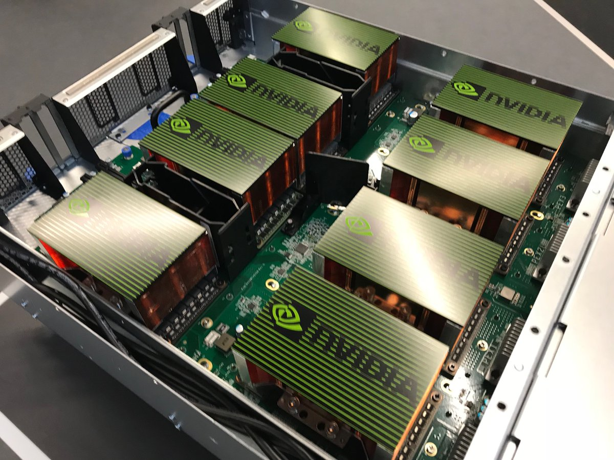Photo of NVIDIA's next project: artificial intelligence supercomputer