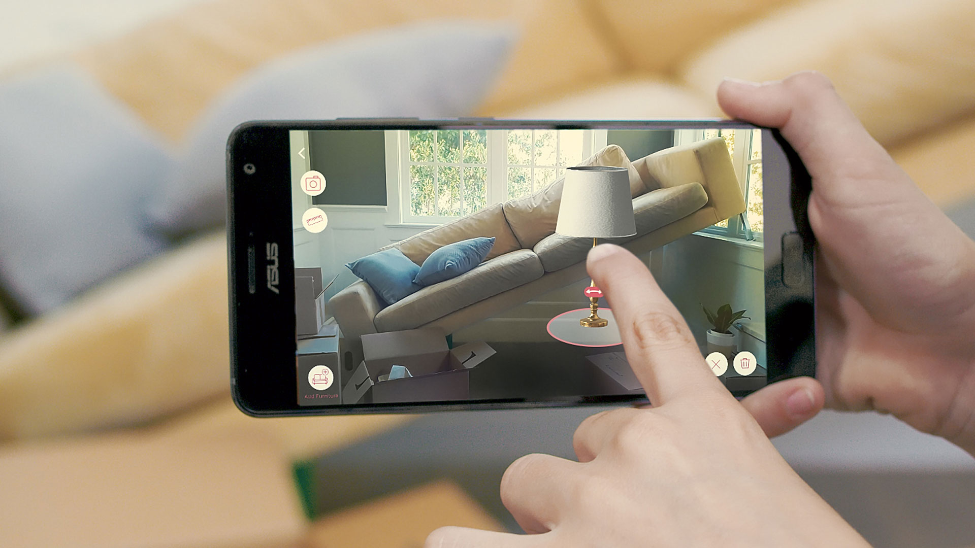 Photo of Google laminated reality - now with a new approach