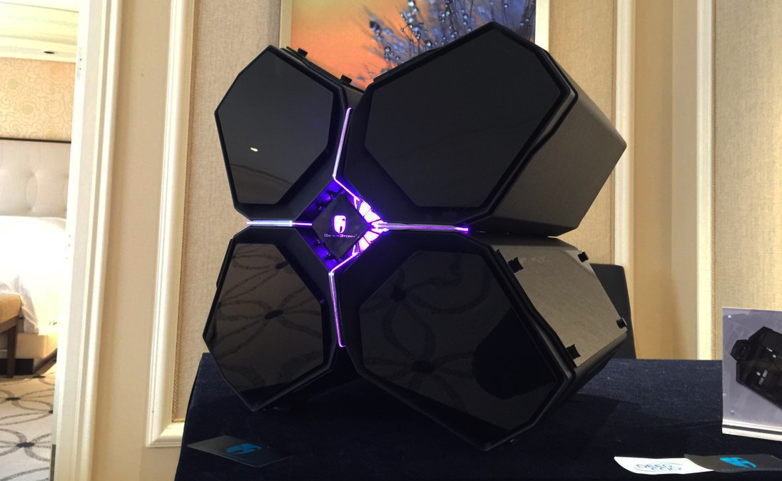 Photo of Deepcool's futuristic case receives a prize