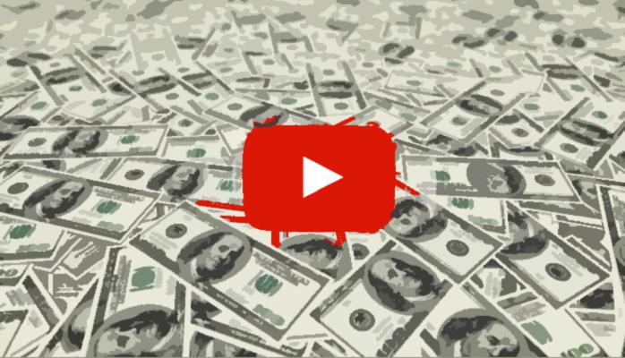 Photo of YouTube's biggest millionaires