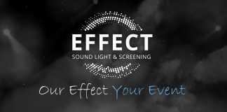 תאורה והגברה לאירועים - חברת אפקט