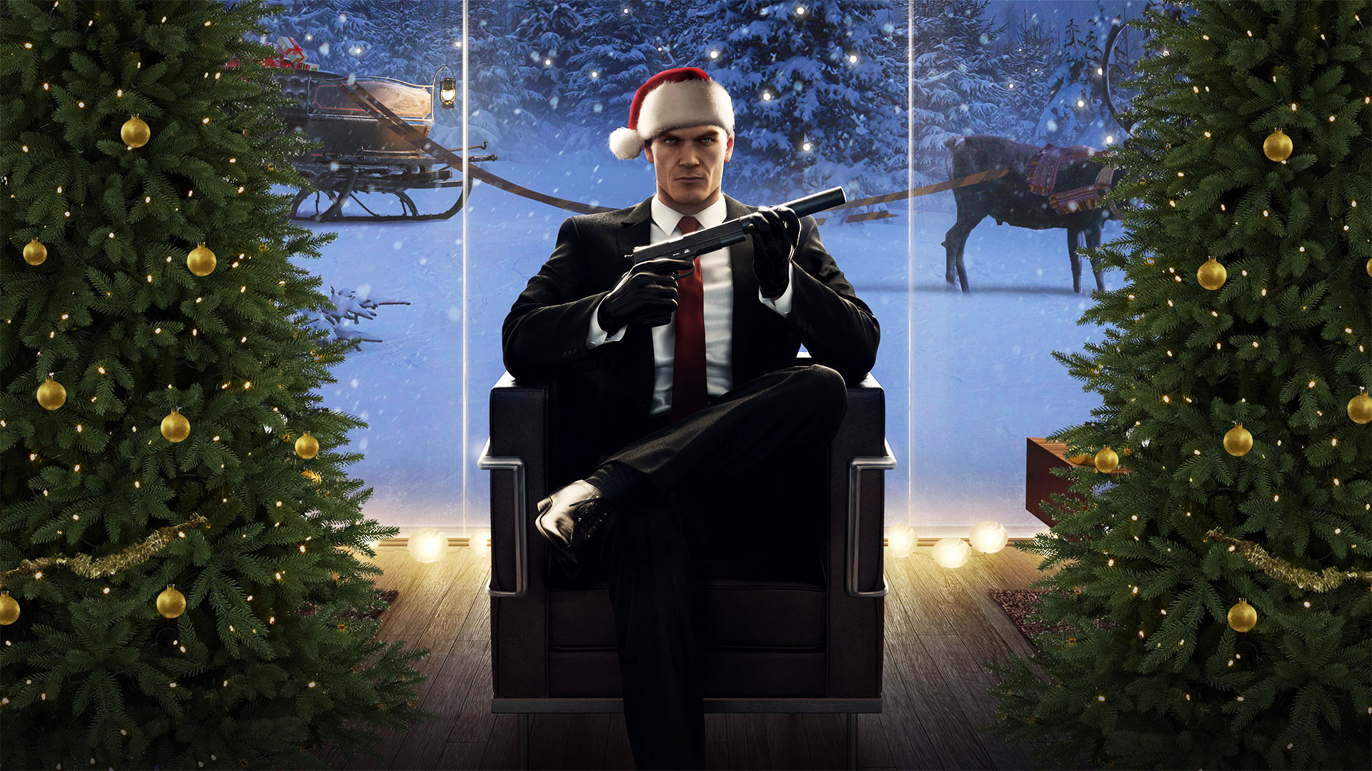 Photo of Another Game Amateur Prize: The first installment of the new Hitman is distributed free