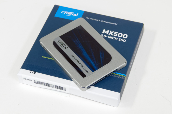 Photo of Threat to Samsung: Micron launches Crucial MX500 drives with flattering reviews