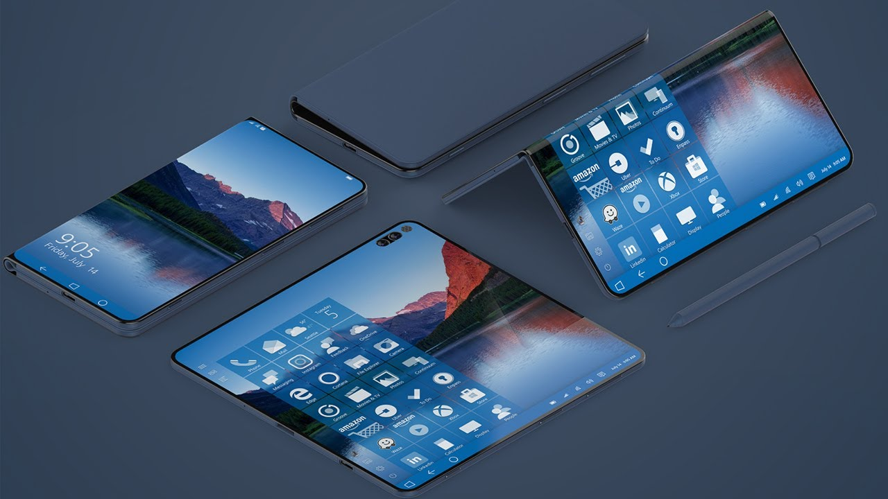 Photo of Pair of OLED Screens, Snapdragon 845 Chip: Is This Microsoft Surface Phone?