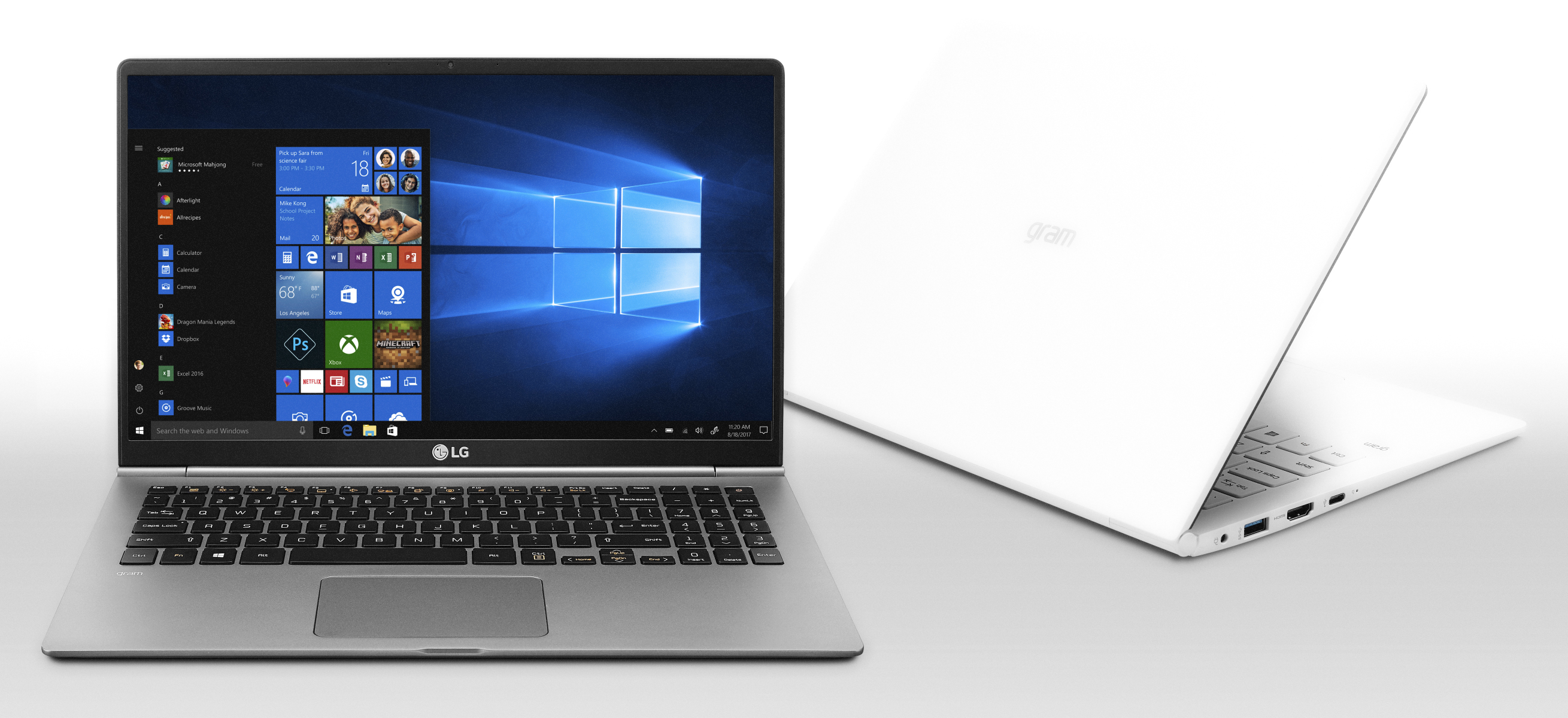 Photo of LG's big leap: an 970 weight laptop made with 22 hours of battery life