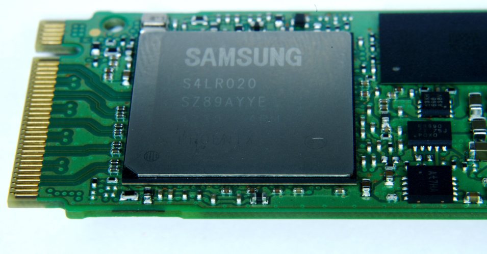 Photo of First glimpse of future SSD drives from Samsung