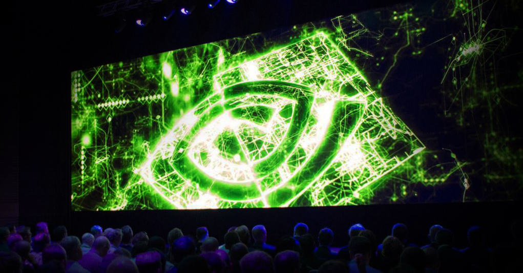 Photo of NVIDIA's artificial intelligence magic