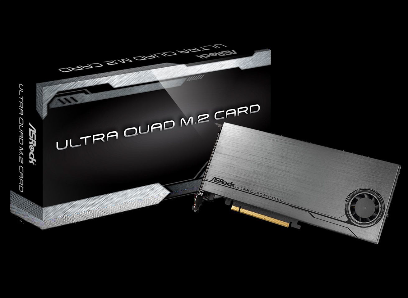Photo of ultra fast and large SSDs: Get to know the Ultra Quad M.2 card
