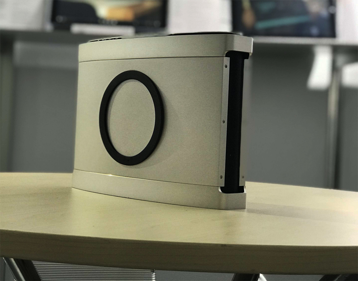 Photo of היצרנית הסינית שמכינה מיני מחשב שולחני ראשון מסוגו – עם Kaby Lake-G