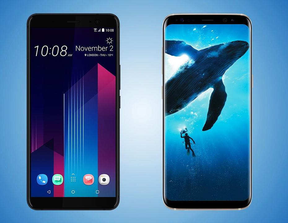 Photo of חדשים בארץ הקודש: Galaxy A8 ו-HTC U11 Plus