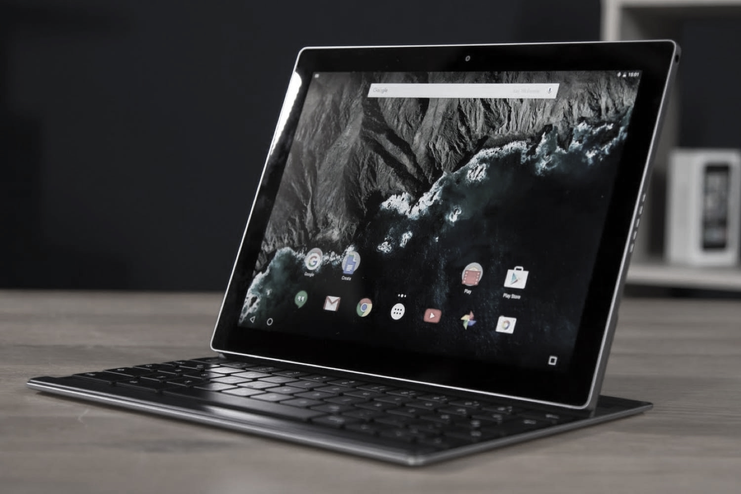 Photo of Android tablet notifications: Google stops offering Pixel C in its store