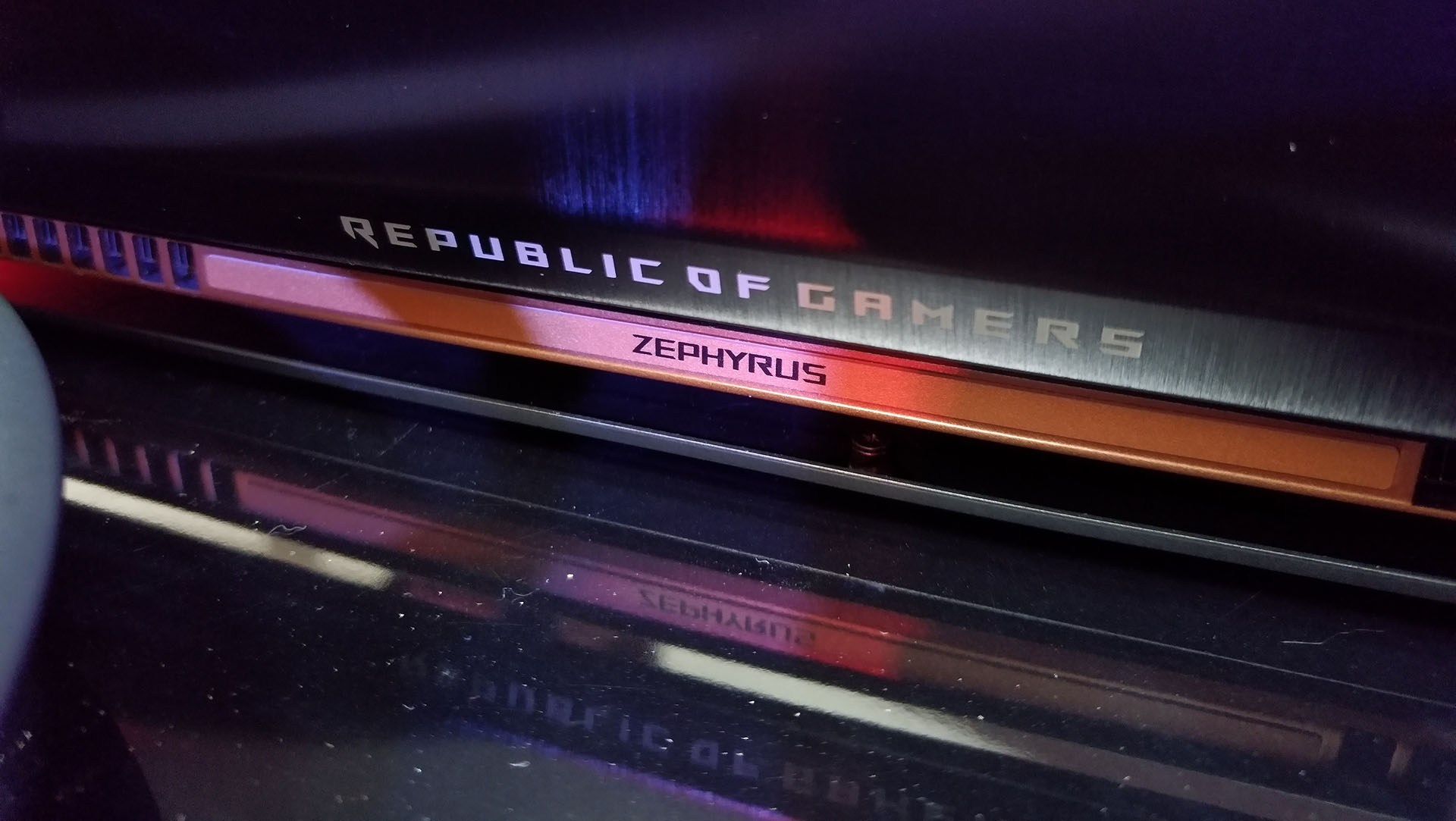 Photo of Asus's slim gaming computer arrives in Israel, at a chubby price