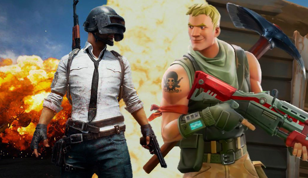 Photo of Fortnite vs. PUBG: The Great War of Popularity