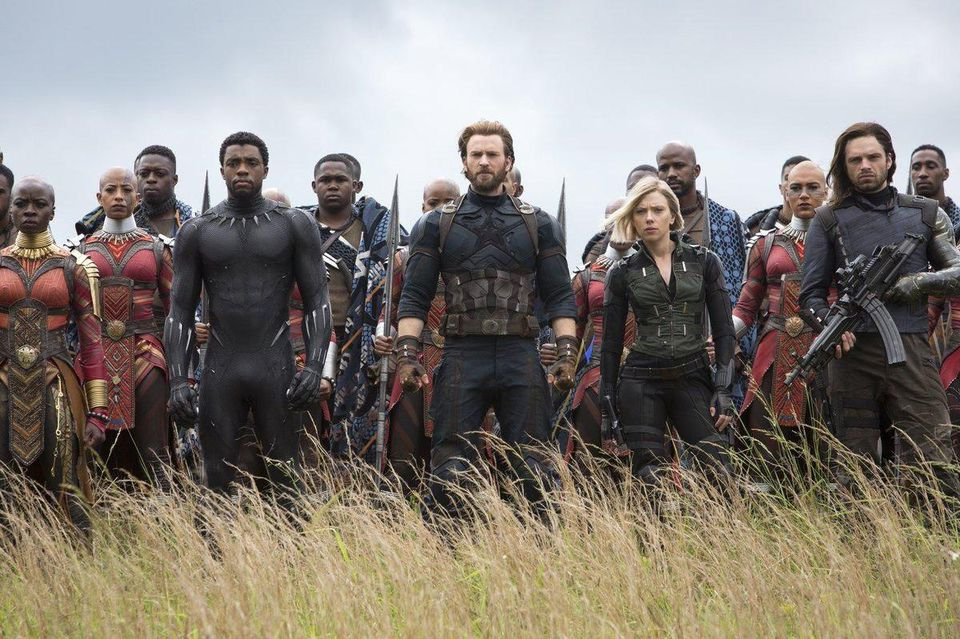 Photo of The Avengers: Infinity War - on the road to becoming the biggest movie comic hit