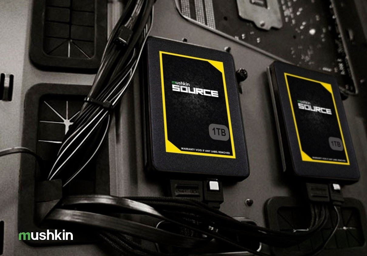 Photo of Mushkin's new SSDs: on the way to the cheapest price of all?