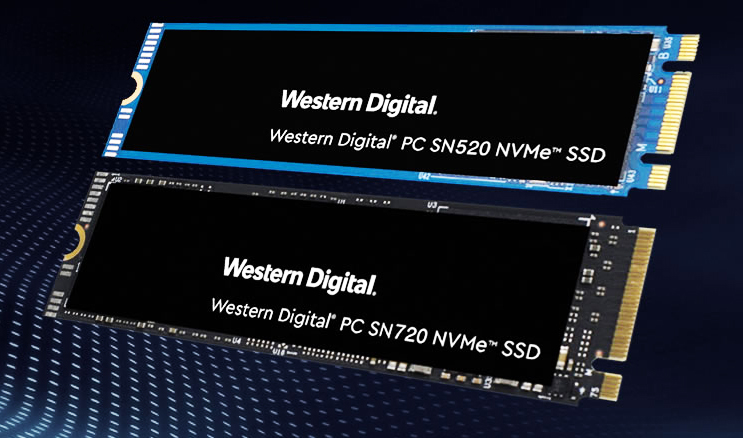 Photo of Western Digital launches: Fast SSD drives with self-development components