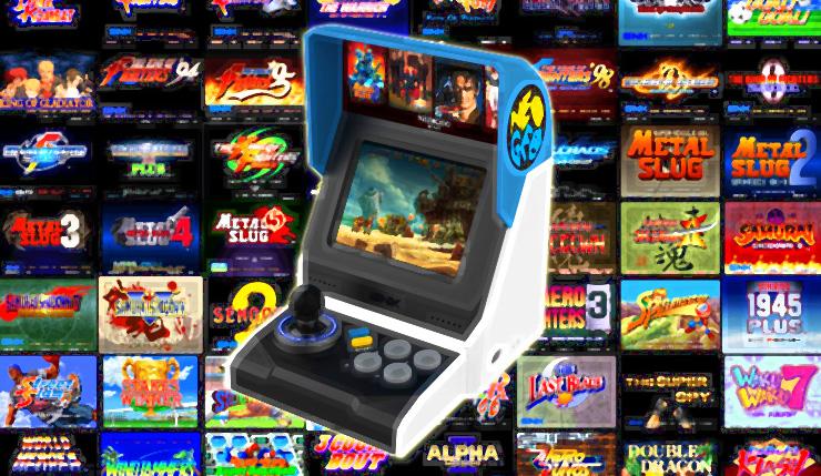 Photo of The most unique retro console of all