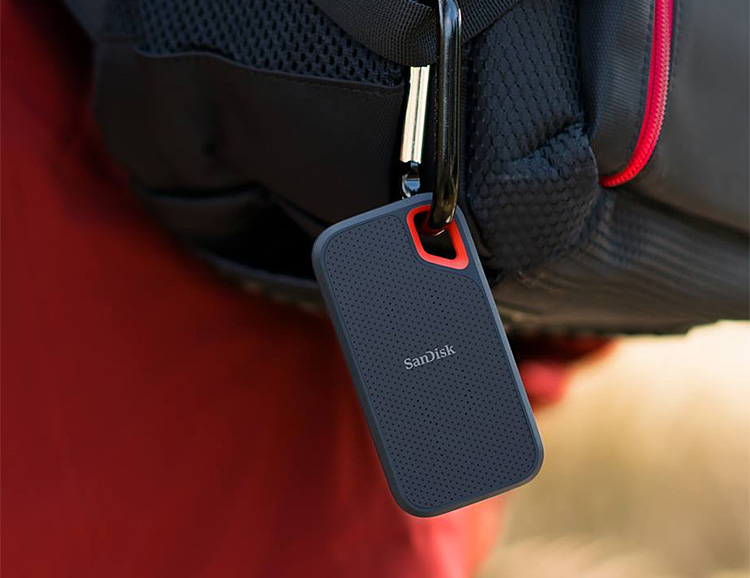 Photo of SanDisk at discounted prices, now at Amazon
