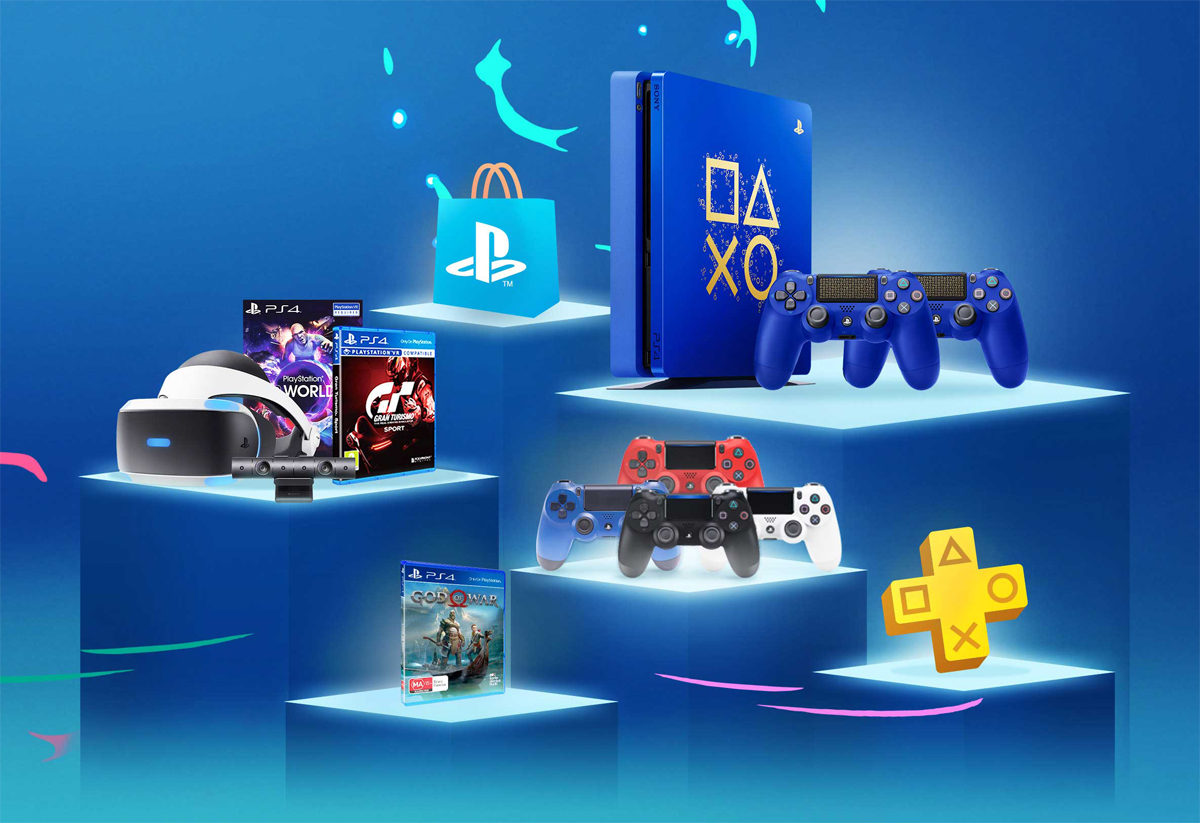 Photo of Time to invest in your PlayStation 4: Sony introduces a new Days of Play venture