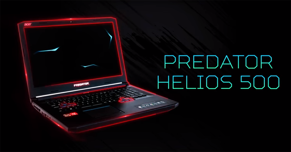 Photo of Introducing the world's first laptop with Radeon RX Vega