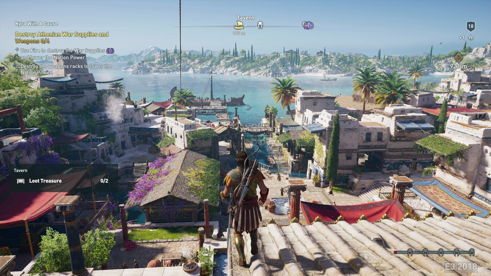Hot From Oven First Pictures Of Assassin S Creed Odyssey Hwzone