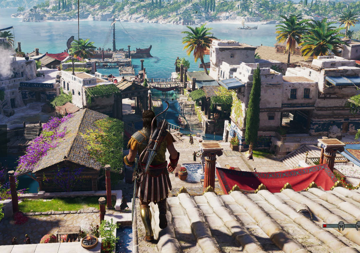 Photo of Hot from the Oven: The first pictures of Assassin's Creed Odyssey