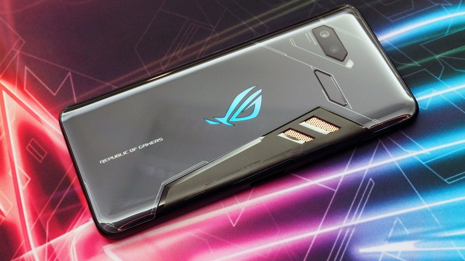 Photo of the ROG Phone will be the champion of the Android Market performance?