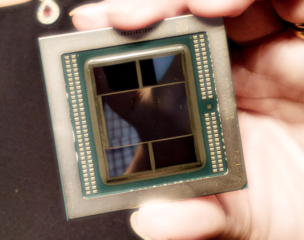 Photo of 7 nm buds: AMD boasts Vega from another world