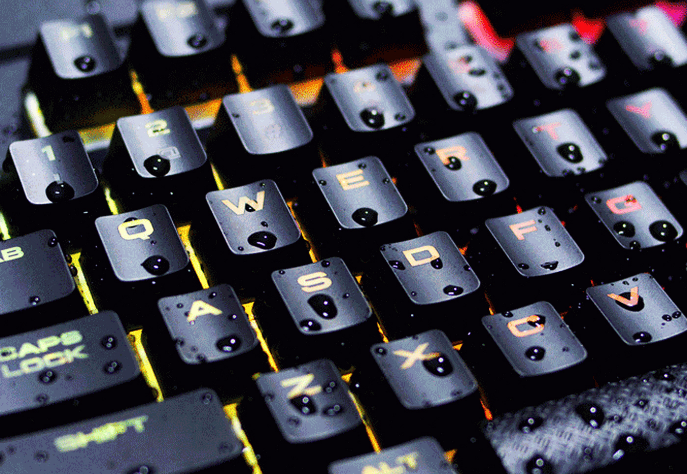 Photo of Corsair K68 RGB Keyboard in Review: Don't Cry for Spilled Milk