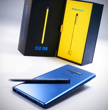 Photo of Innovative Affordable? The luxury version of the Galaxy Note 9 is more desirable than the base version