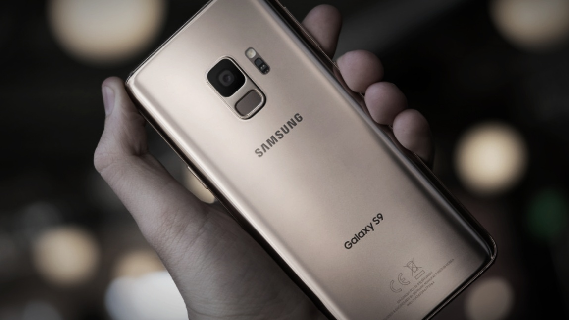Photo of Galaxy S9 smartphone, commercial failure?