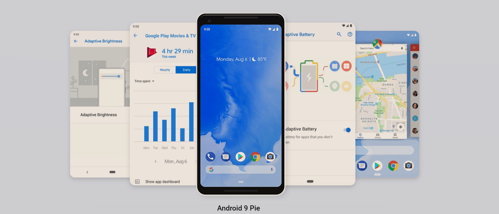 Photo of Simple Pie: Android 9.0 has officially launched