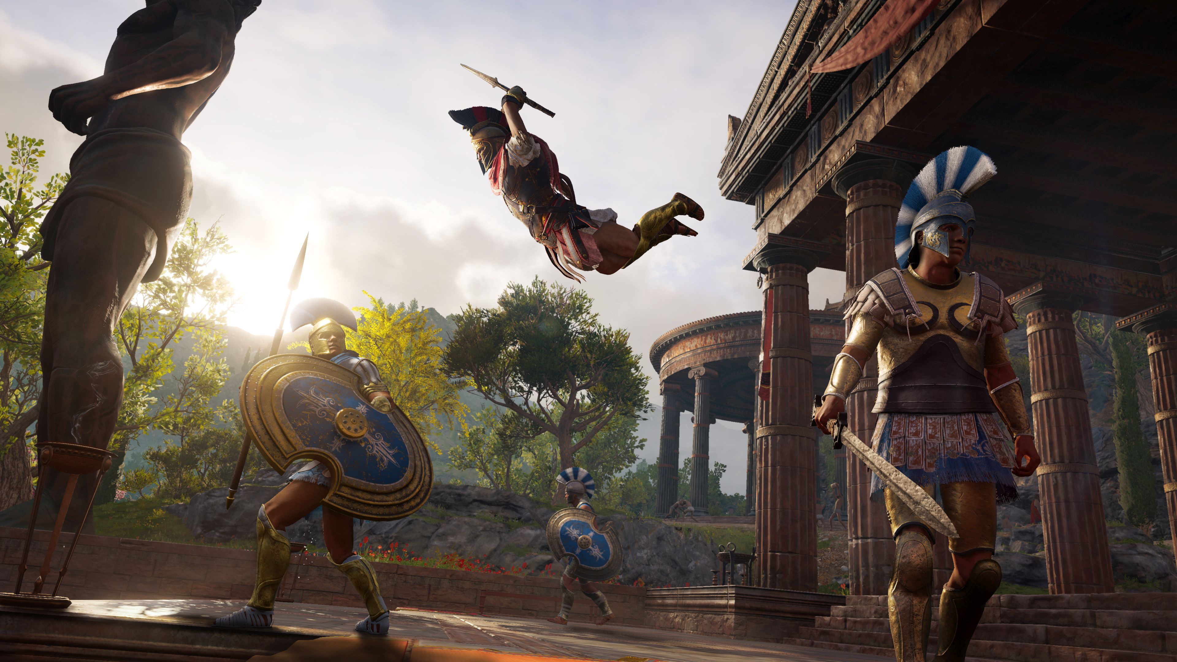 Photo of Best History Lesson: New Assassin's Creed Odyssey Videos (Updated)