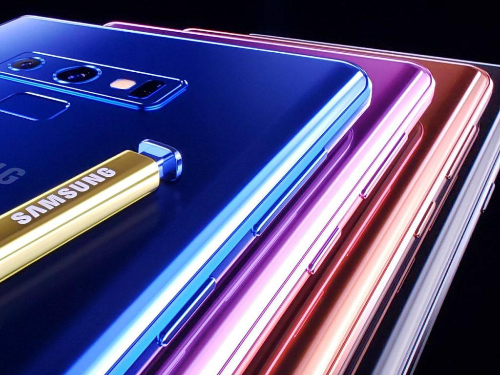 Photo of Strong, but Not Leading: The Galaxy Note 9's Performance