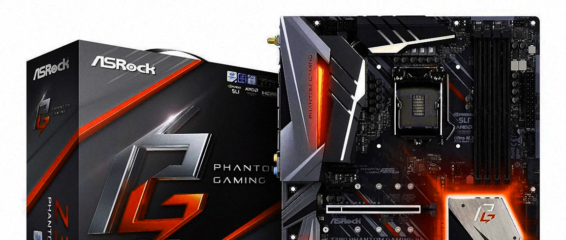 Photo of התוכנית של ASRock: מותג Phantom Gaming גם בלוחות אם