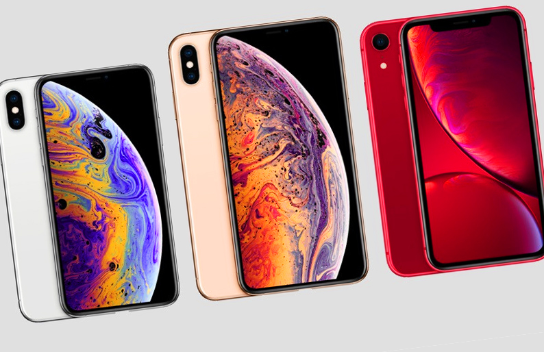 Photo of all major enhancements of the iPhone XS and iPhone XR