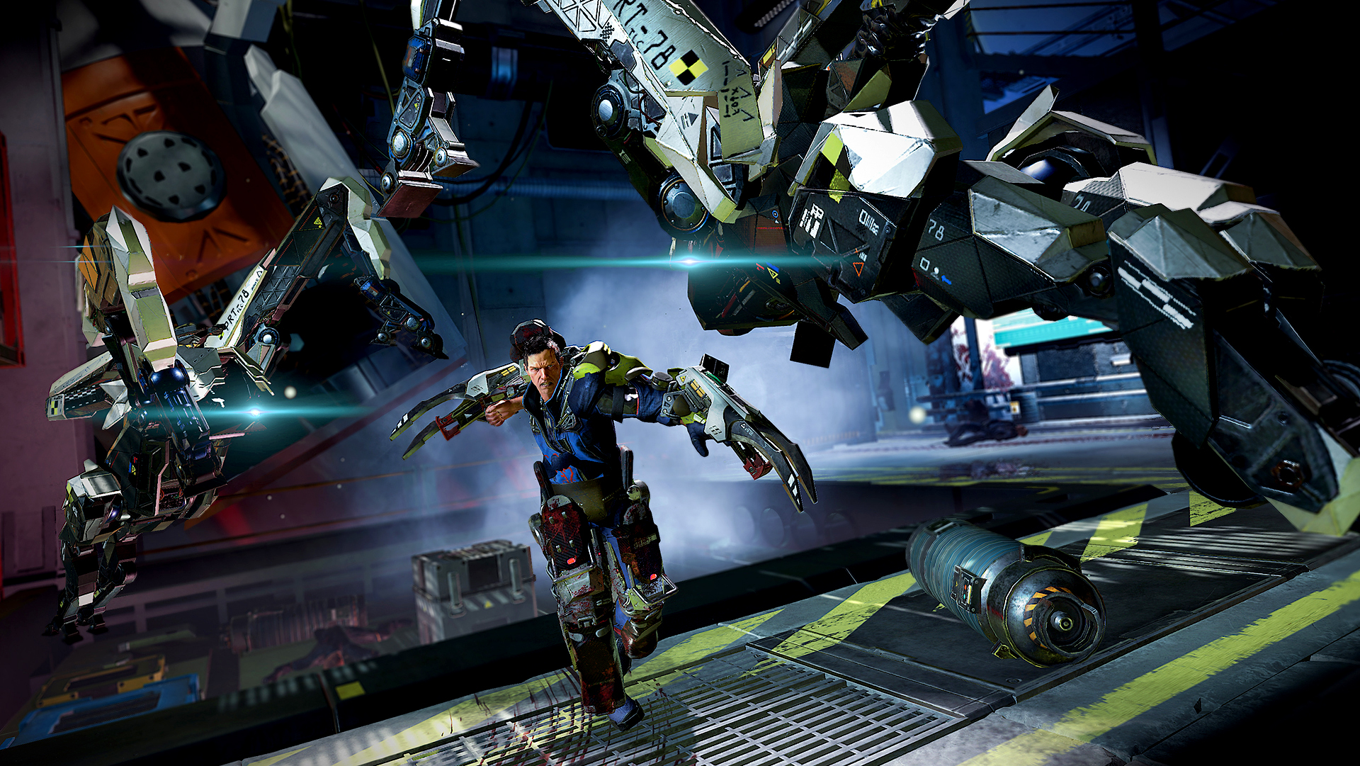 Photo of Robots and Vampires: Weekend Deals on Steam