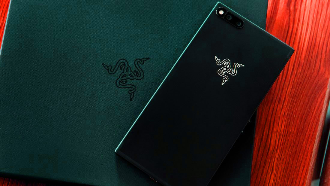 Photo of more colorful and effective: The Razer Phone 2 on the way