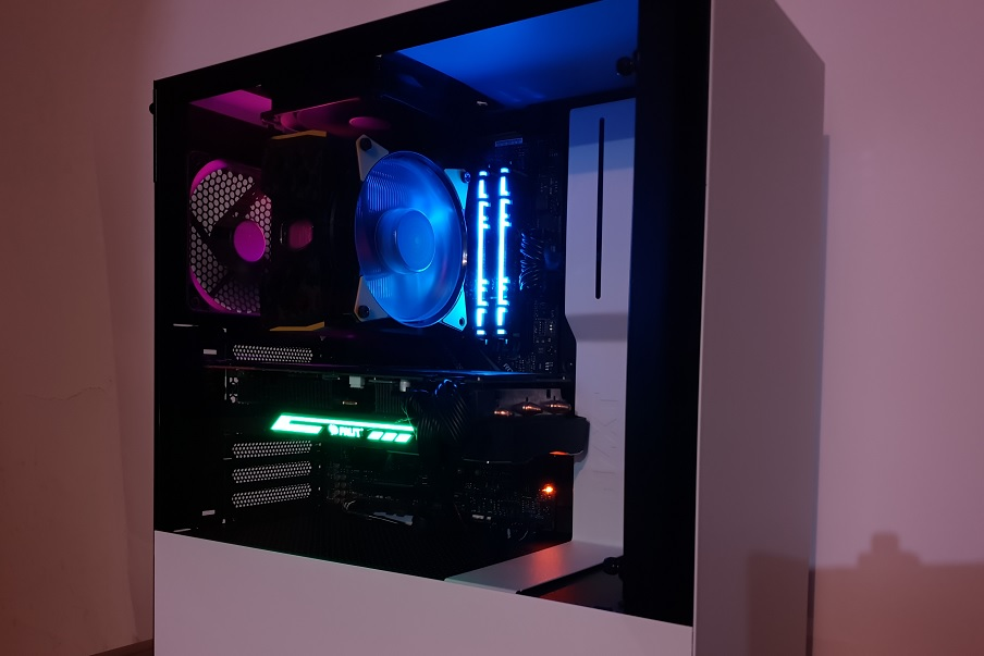 Photo of the power of simplicity: NZXT H500 chassis in review