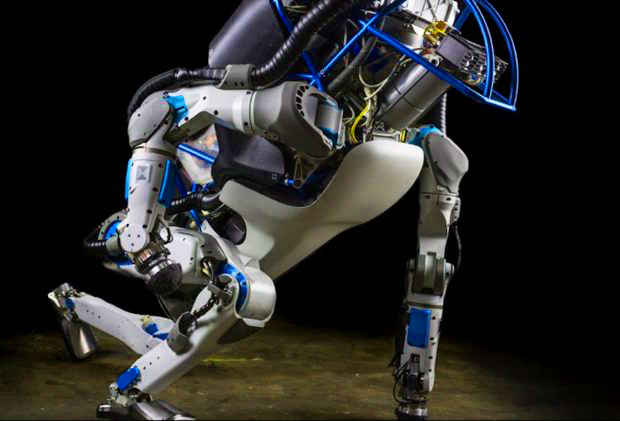 Photo of Boston Dynamics bots does not stop surprisingly