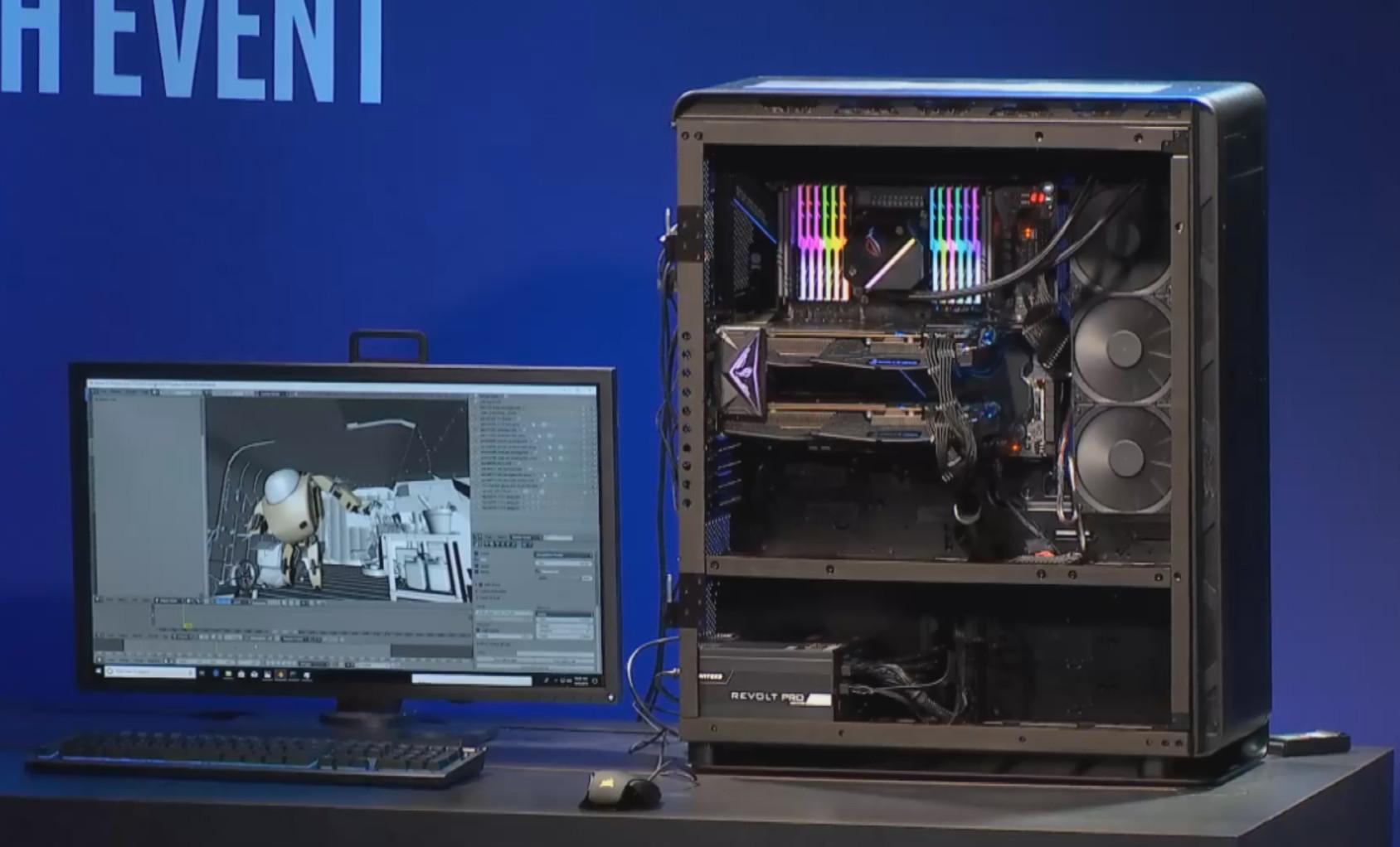 Photo of האקסטרים שמעל כולם: אינטל מציגה את Xeon W-3175X בעל 28 הליבות