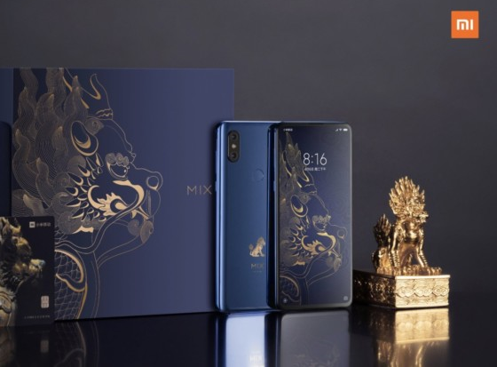 Separate the slider: Xiaomi Mi Mix 3 returns the slide to