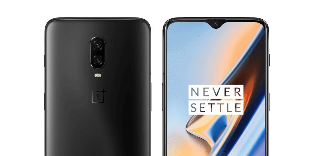 Photo of Who said Oppo and did not accept? The first pictures of the OnePlus 6T