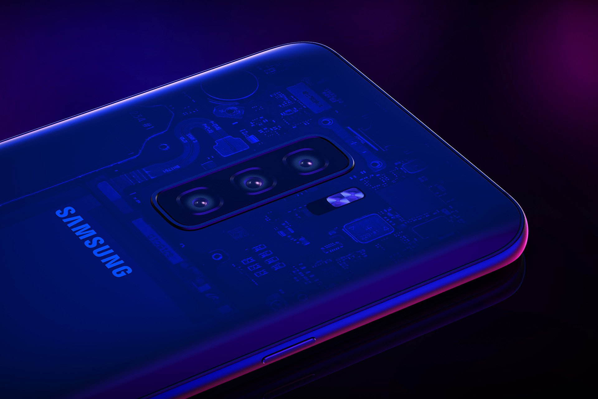 Photo of the upcoming revolution of the Galaxy S10 (updated)