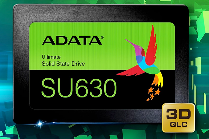Photo of another QLC joins the competition: Introducing the new ADATA SSD