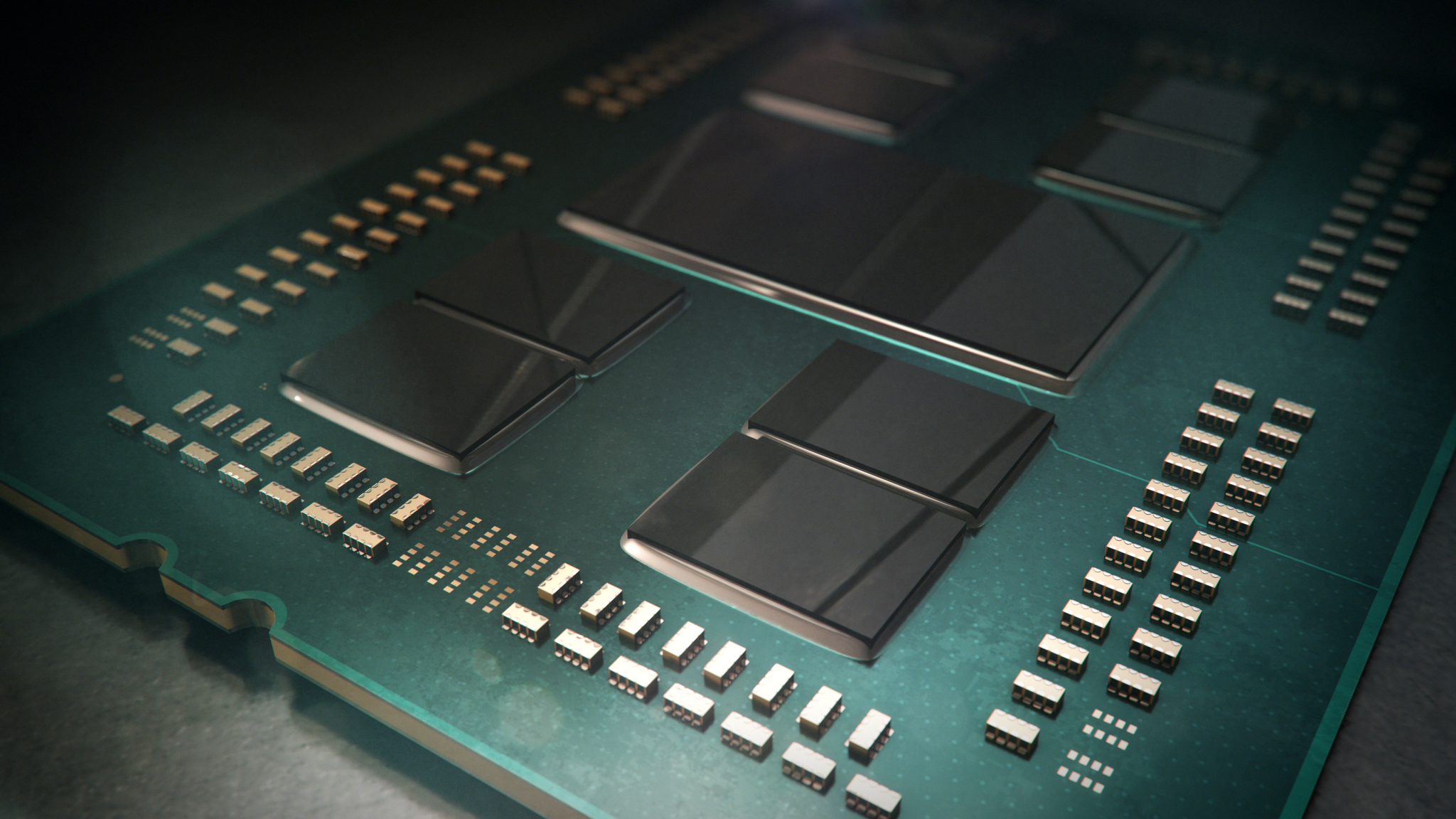 Photo of 7 nm, up to 64 cores: Zen 2 cores are AMD's technological wonder
