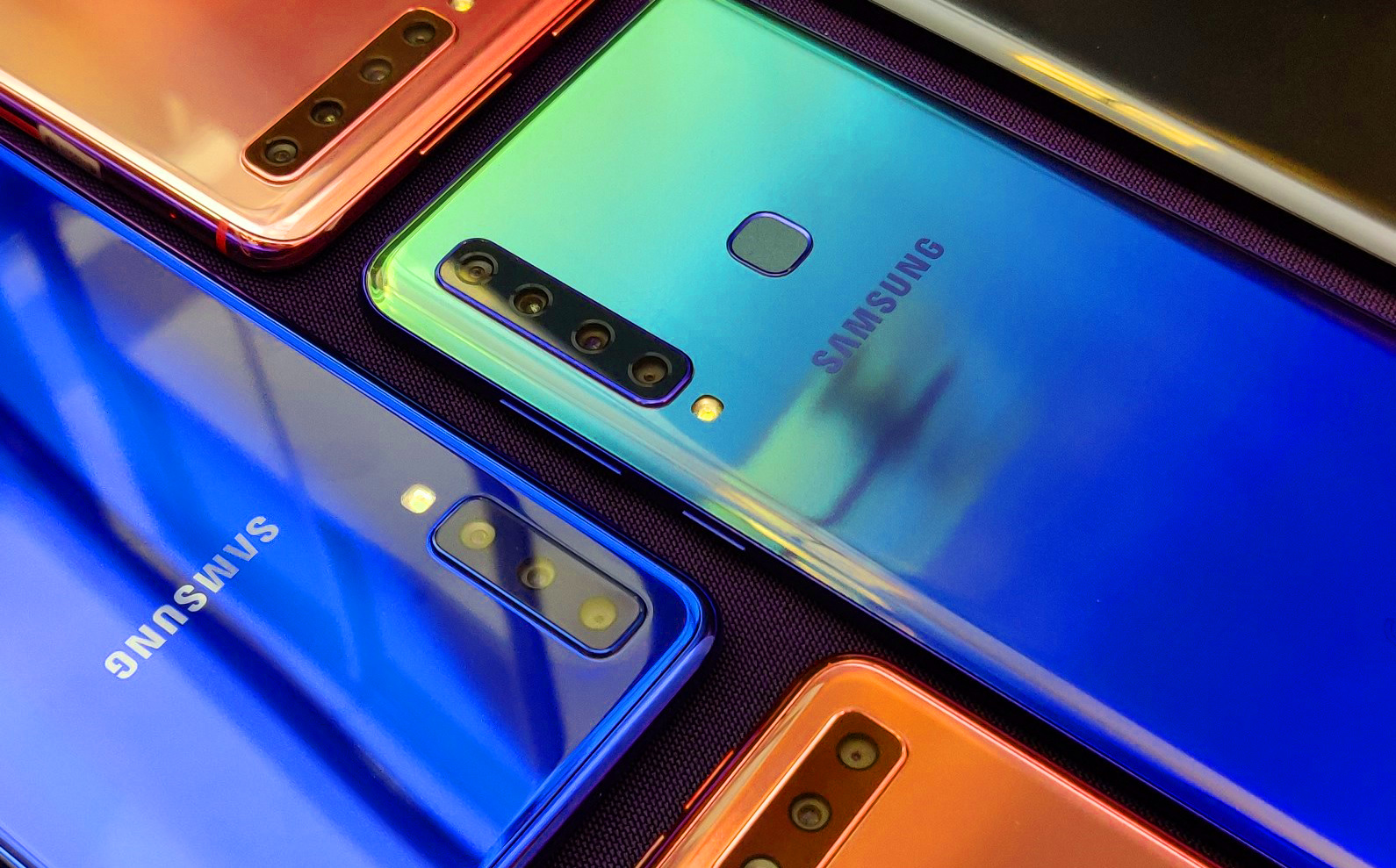 Photo of special, but also expensive: Samsung market