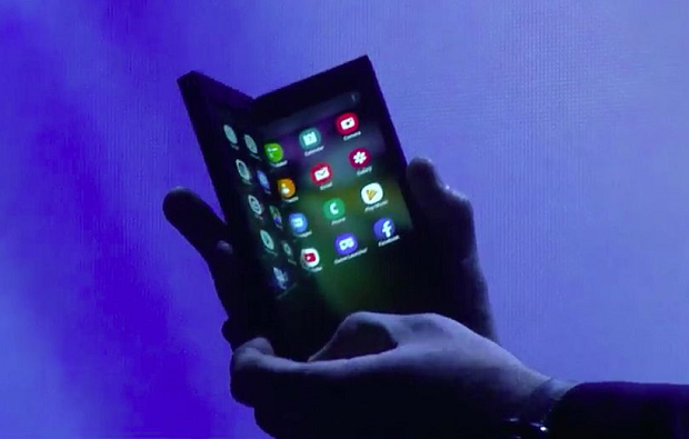 Photo of Samsung Creativity Glory: Get to know the folding screen smartphone