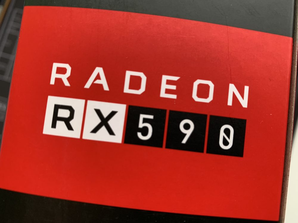 Photo of Everything is ready for launch: Radeon RX 590 models are leaking into the net