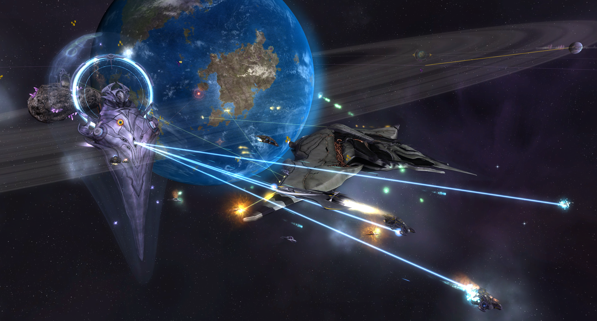 Photo of Space Fighting, Free of Cost: Come get a free game at Humble Store